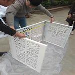 铝合金空调罩定制 量大从优 中国风
