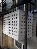 铝合金空调罩定做 量大从优 广东空调外机罩欧式经典