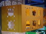 广东空调室外机罩厂家直销 铝合金空调罩定做 量大从优