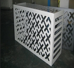 广东空调外机罩欧式经典 铝合金空调罩定做 量大从优