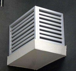 百叶空调外机罩定制 量大从优